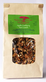 Apple Cranberry Nut Crunch Granola